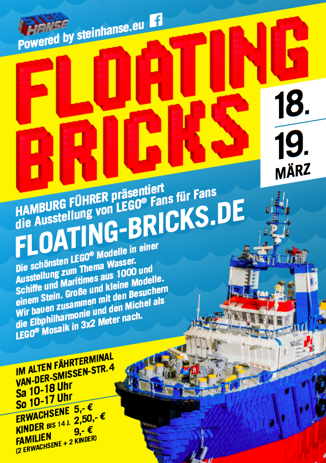 Floating Bricks 2017