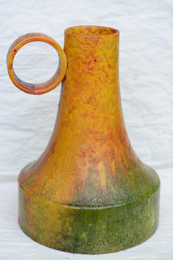 Marcello Fantoni Vase A Large Ceramic Pitcher By Marcello Flickr