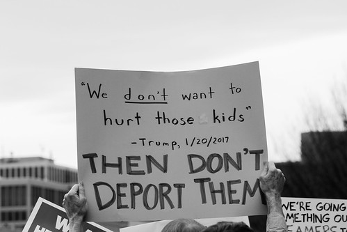 Then don't deport them | by Joe in DC