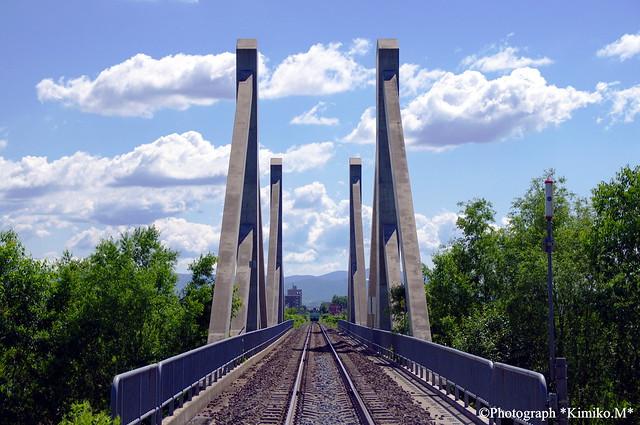 JR宗谷本線橋梁