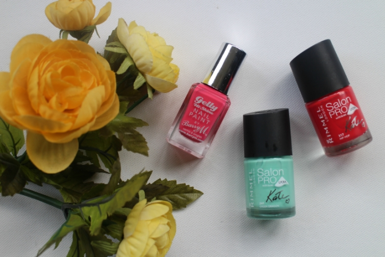 Barry M Gelly Nails Review