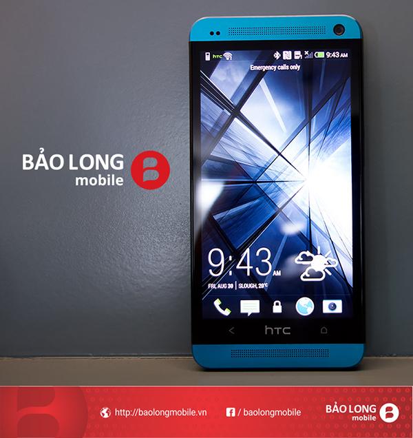 Màn hình ĐT HTC One M7 bị trầy - Phải thay thế ở đâu?