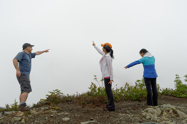Mt Strachan, 4 Jun 2015