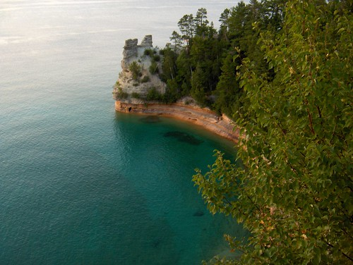 HPIM0471-Miners Castle-Pictured Rocks Natl Lakeshore