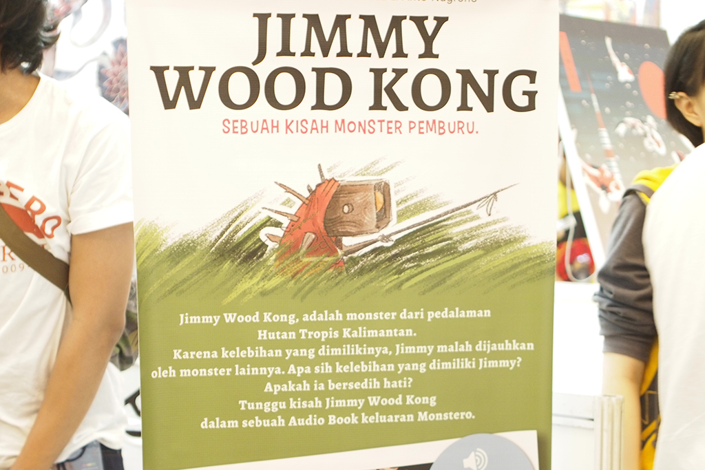 Jimmy Wood Kong