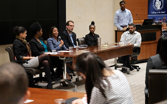 Business Students of Color (BSOC) Panel Discussion