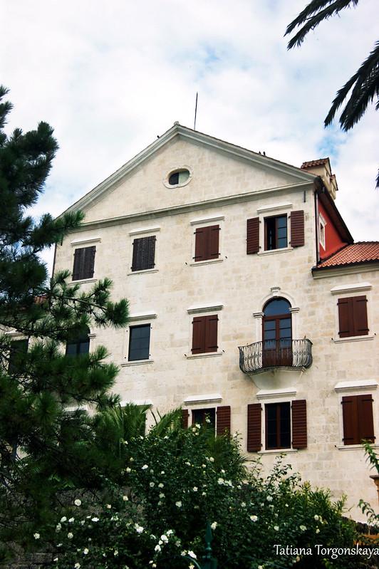 Дворец Милошевичей