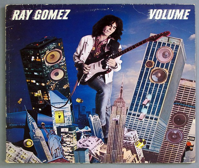 "RAY GOMEZ VOLUME 12"" LP VINYL"