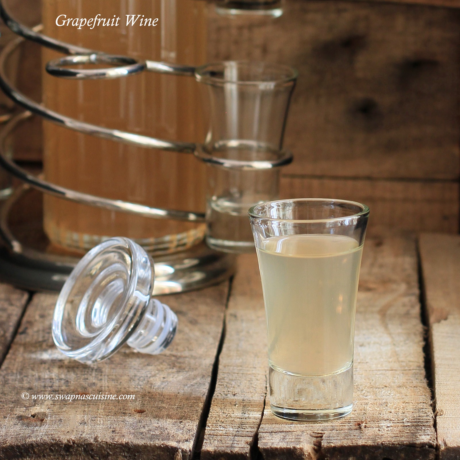 How to make Grapefruit Wine at home
