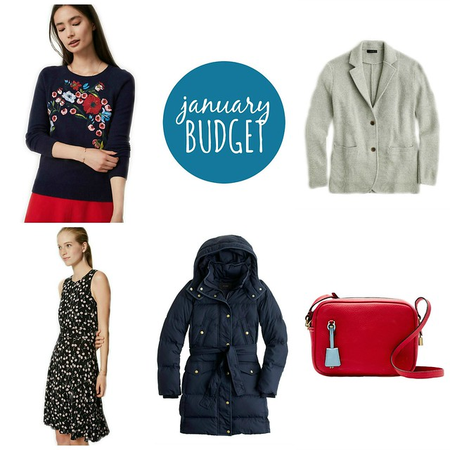 January budget 2017 | Style On Target blog