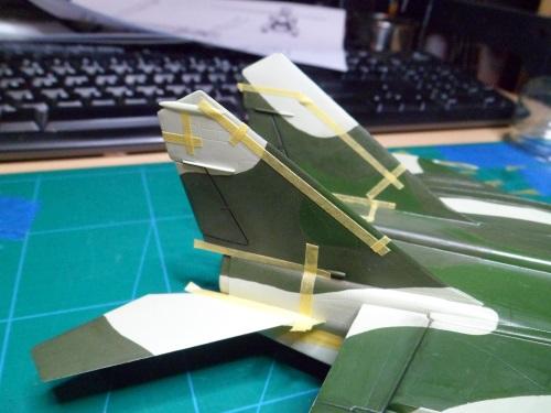 Pas-à-pas : MiG 25 Foxbat [Condor 1/72] - Page 3 32304669665_1865759fe8_o