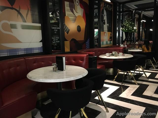 Genting Cafe Richard Inside