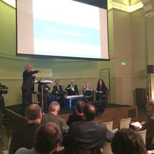 VFCEA - Conférence-débat, Paris, 09/01/2017