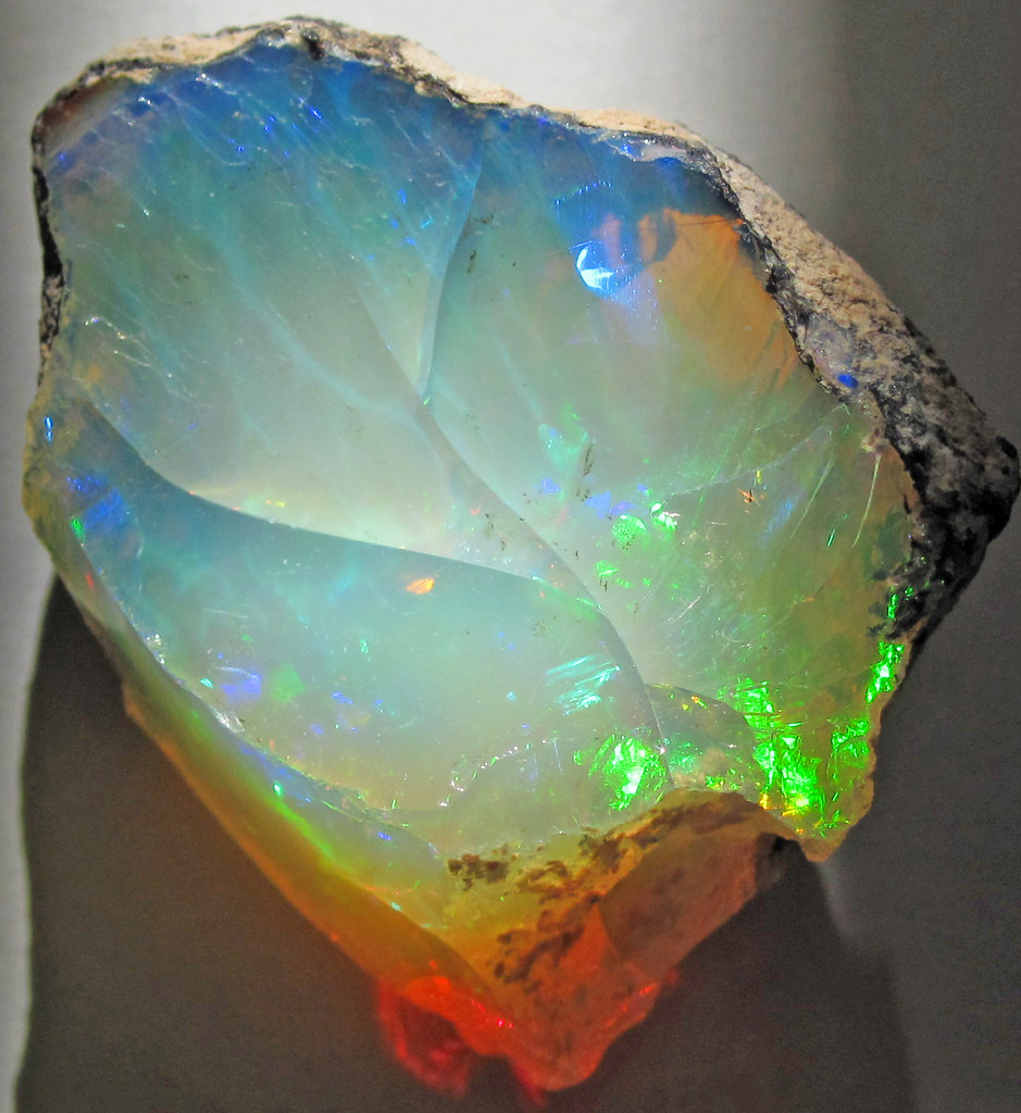 Opal Mineral Physical Properties