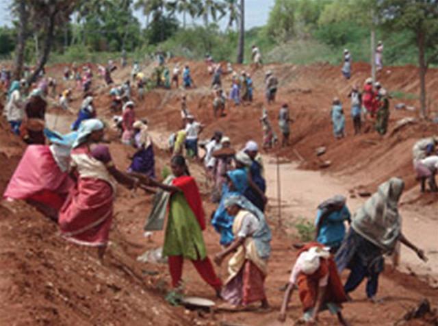 गरीबी निवारण के लिए रोजगारोन्मुख विकास