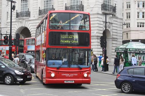 London United TLA22 SN53KHX