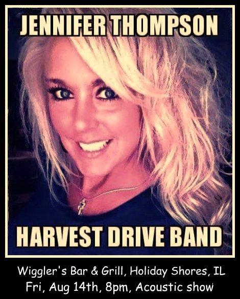 Harvest Drive Band 8-14-15