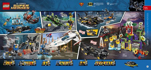 LEGO catalogue 2HY2015 DC SuperHeroes