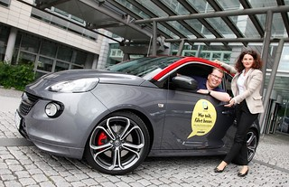 CarUnity - powered by Opel