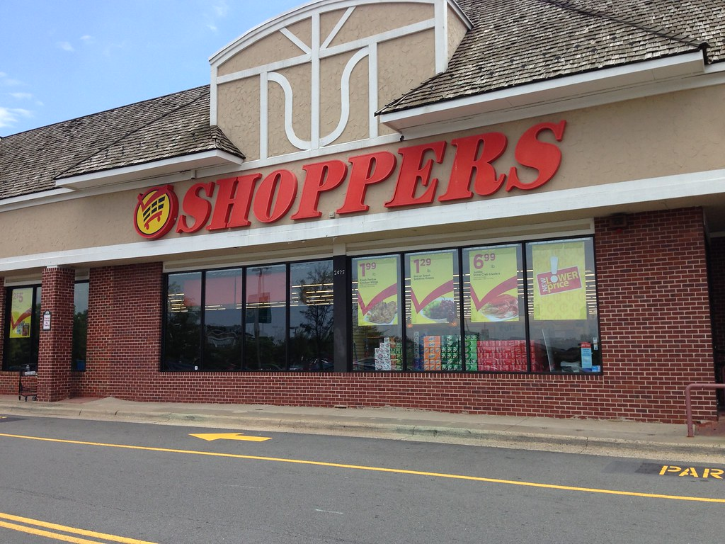 Shoppers Food Warehouse Closing Stores