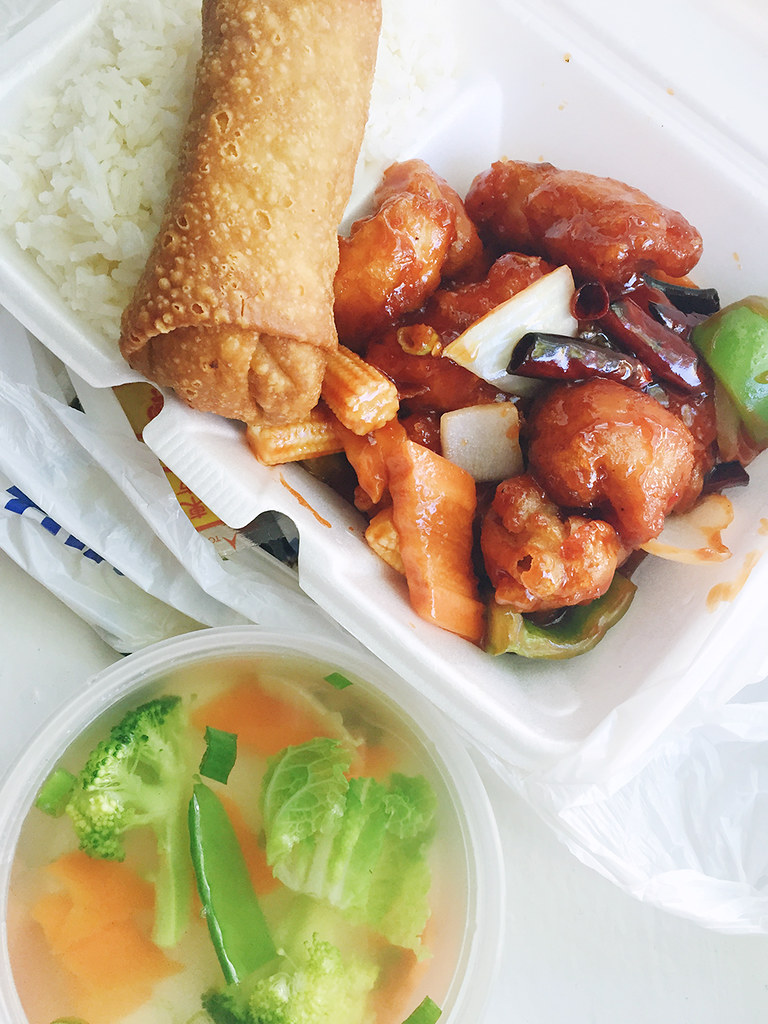 Yummy yummy greasy american chinese food for the for American chinese cuisine