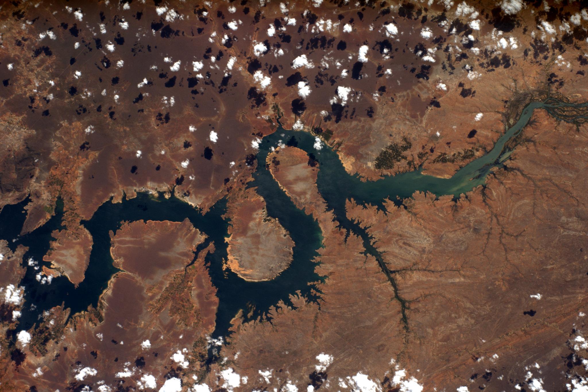 French Astronaut Thomas Pesquet - Dragon River