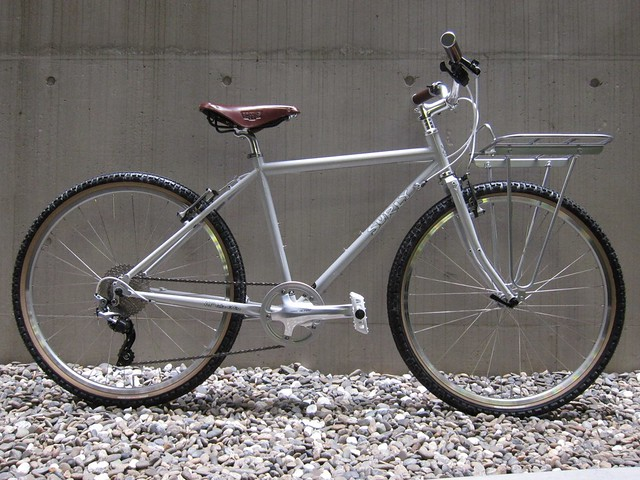 SURLY Long Haul Trucker 1x10 Lightgrey 01