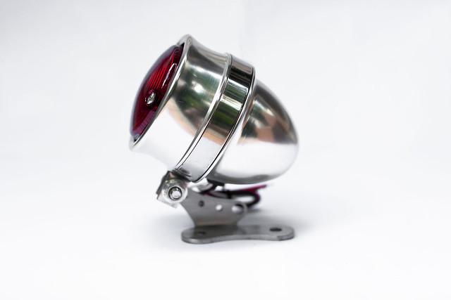 Aluminium CNC Taillight