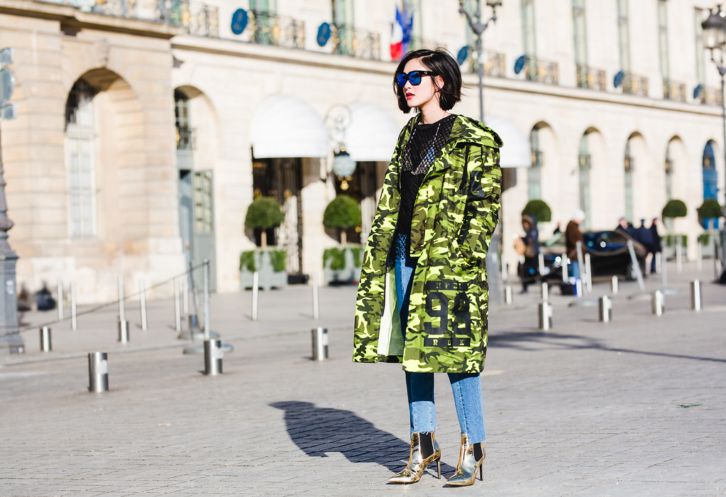 pfw fall streetstyle