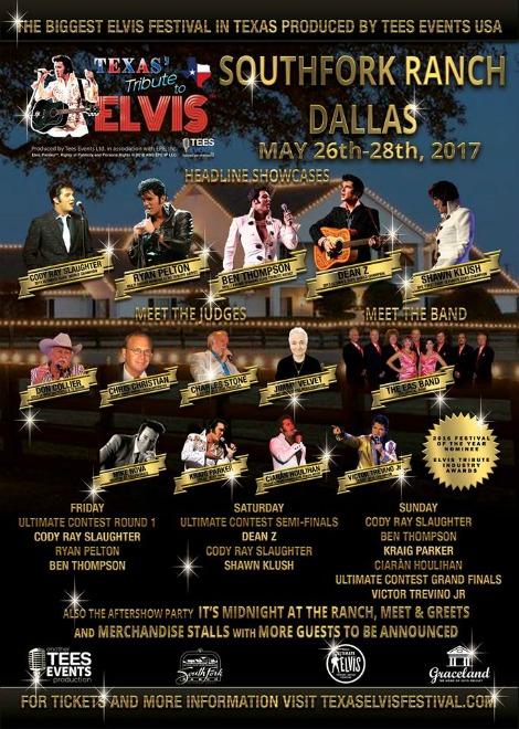Elvis 5-26 thru 5-28-17