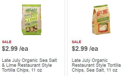 Late July Organic Tortilla Chips