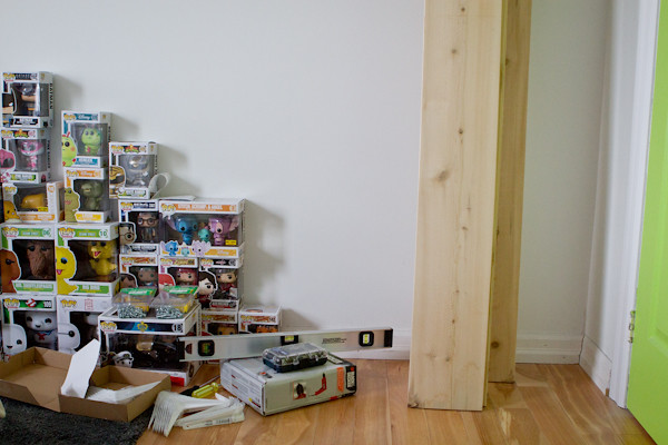 Funko Shelf Expansion
