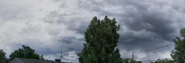 Storm Sky Pano