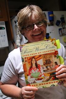 Mom's (and everyone's) favorite cookbook!
