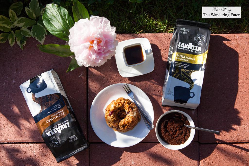 lavazza kilimanjaro premium coffee