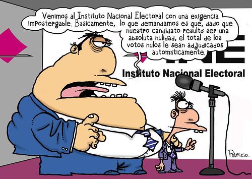 Votos nulos