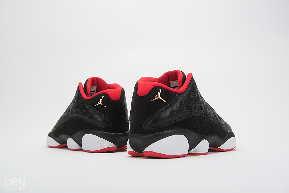 2015 Black & Red XIII Lows.
