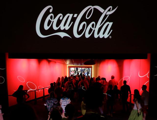 NSLC Medicine and Healthcare visits World of Coke