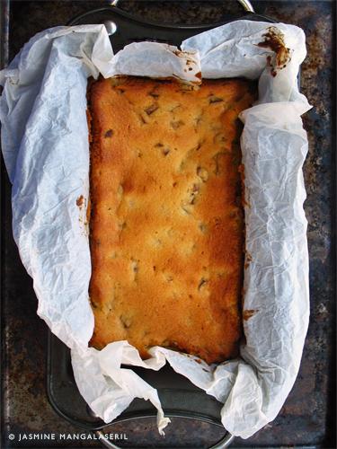 150626 Lemon Rhubarb Poundcake 1