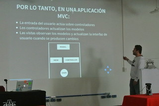 MVC backbone