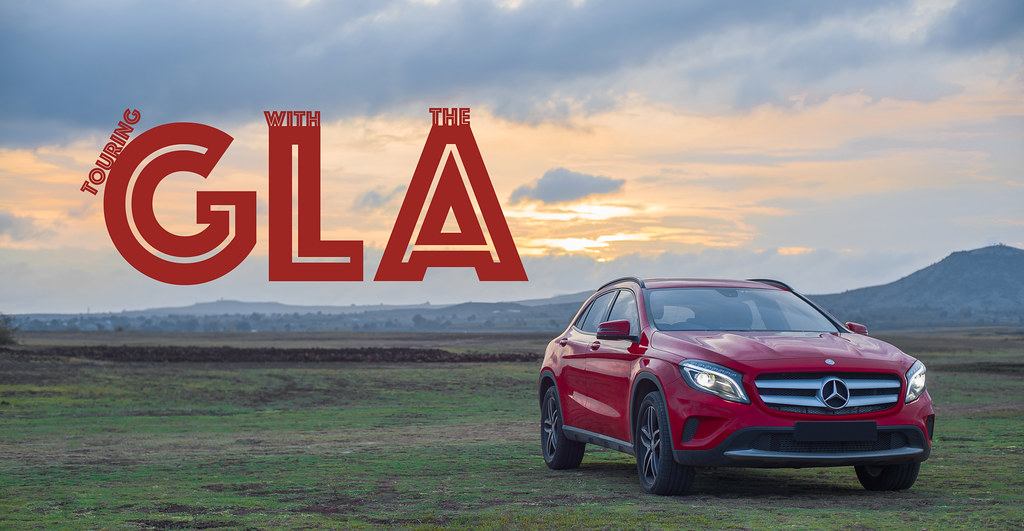 Touring With The GLA!