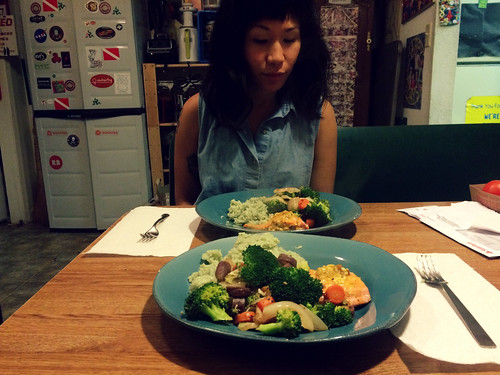 Dinner with Ana (Dec 12 2015)