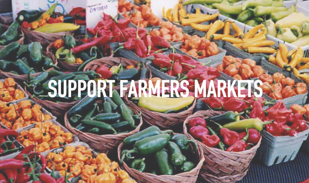 support-farmers-markets