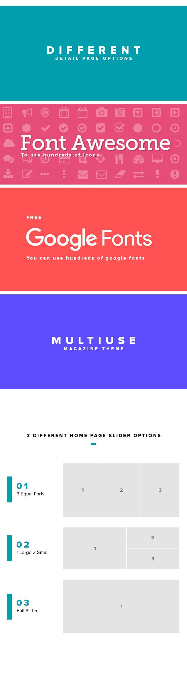 Future Magazine WordPress Theme - 2