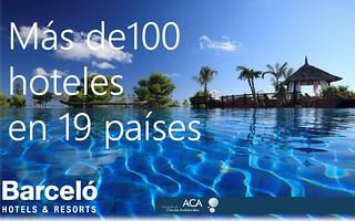 Descuento Barceló Hoteles para ACA