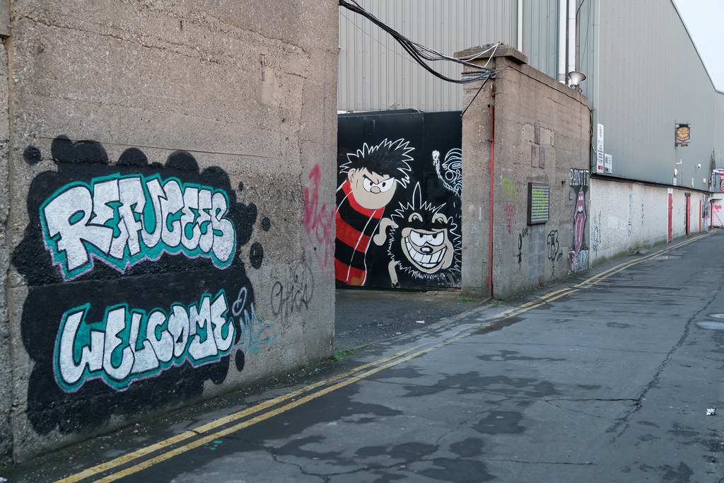 STREET ART AND GRAFFITI AT DALYMOUNT 002