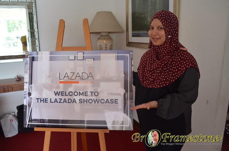 Lazada Showcase - Juempo D'Ramo, Bangsar