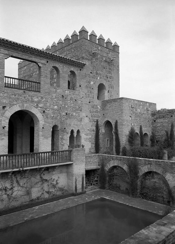 Palacio de Galiana en 1966 © Paco Gómez/Fundació Foto Colectania