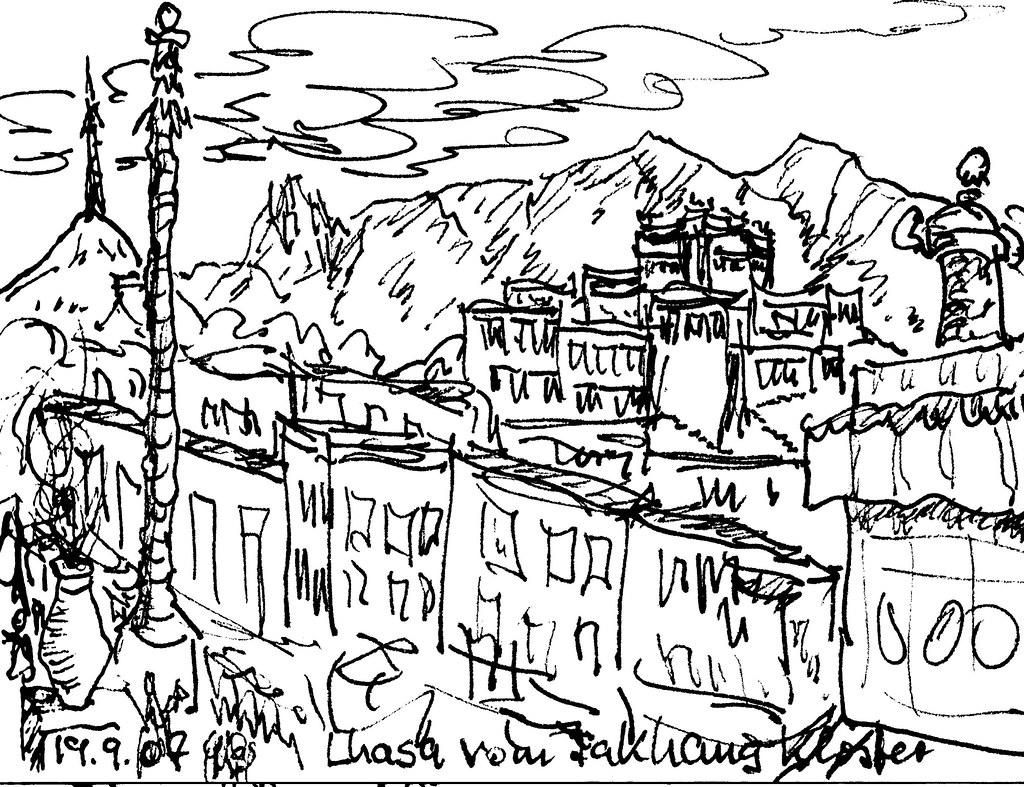 lhasa tibet vom jakhangkloster manfred scholz flickr Tibet Wikitravel tibet vom jakhangkloster by drmanfredscholz