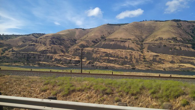 Columbia River Geography